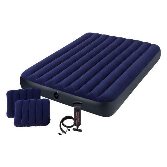 INTEX Classic Downy felfújható matrac szett 6749e3393d